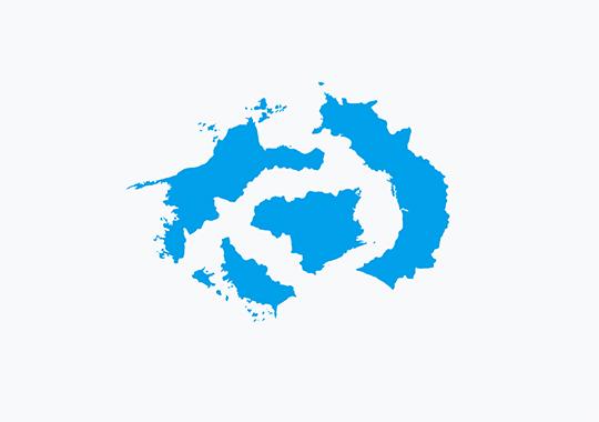 四国大陸  ロゴマーク