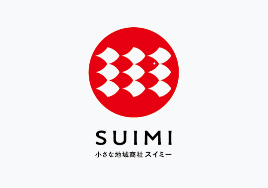 SUIMI  ロゴマーク