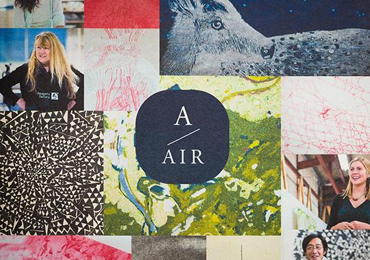 アワガミ AIR プログラム 2017